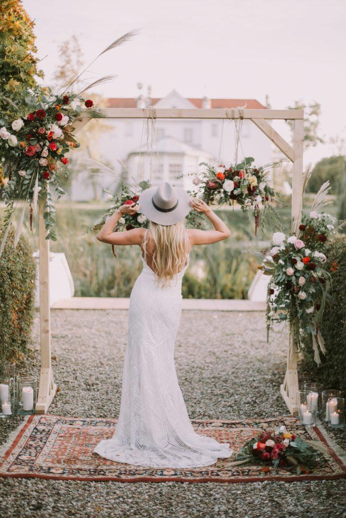 ślub jesienia